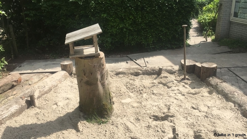 zandbak 24 mei 17